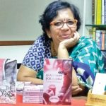 """Sundari Venkatraman:  """"I am glad that so many publishers refused me, because today by self-publishing my books I earn enough monthly to run a middle class household on my own."""""""