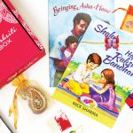 Sanskriti Box, a subscription based service, delivers culturally relevant crafts and books from South Asia for kids growing up in America.