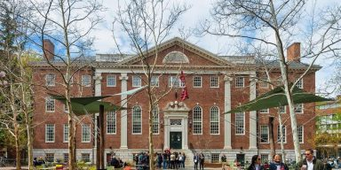 Justice Dept to Probe Charges of Race-based Bias Against Harvard