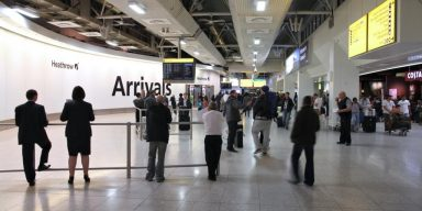 Britain Scraps Landing Cards for Indians, Others