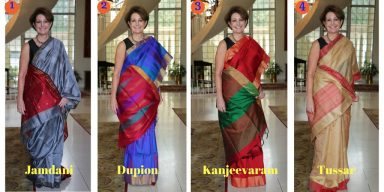 US Envoy Uses #Sareesearch to Pick Her First Sari for Aug.15