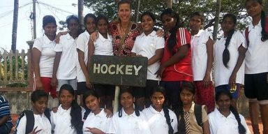 A German Coach Crossing Hurdles to Take Hockey to Rural India