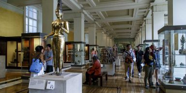British Museum Brings Alive Amaravati Sculpture on Smartphones