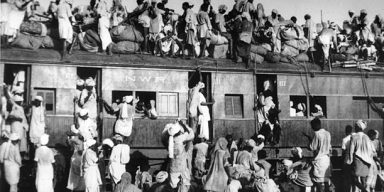 Partition- One Story, Two Narratives