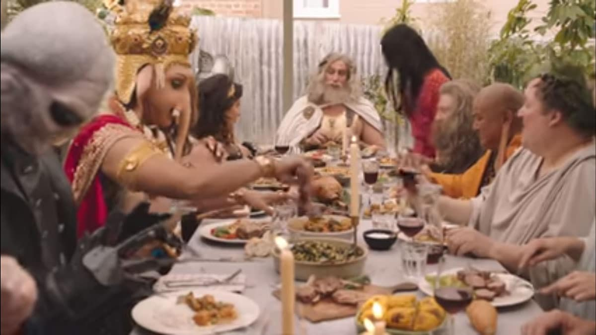 India protests over Australian ad showing Lord Ganesha 'toasting' lamb