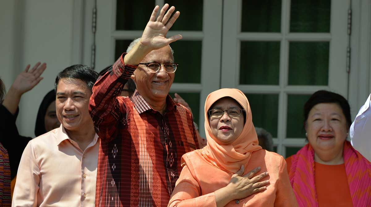 Halimah set to be President: 'Let's work together for a stronger Singapore'
