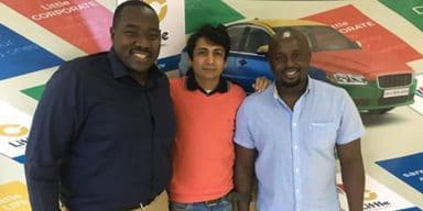 Kamal Budhabatti's Little App Redefines Taxi Hailing Experience in Kenya