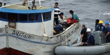 India Sets up Center to Help Stranded Sailors